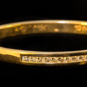 Gold-Diamond-Bangle-Bracelet