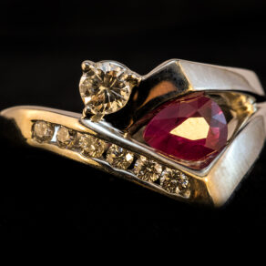 Gold-Ruby